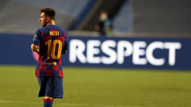 Messi se ve más fuera que dentro del FC Barcelona, según RAC 1