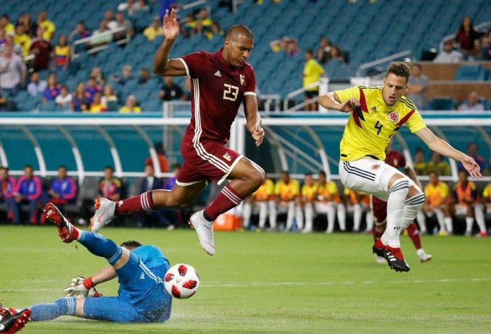 FIFA confirma primer partido de la Vinotinto como local en Mérida