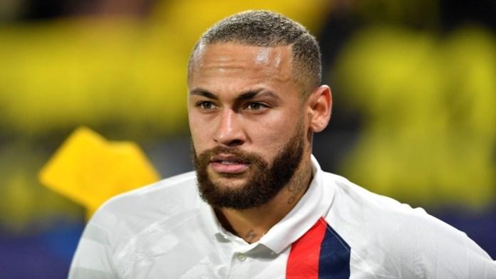 Neymar y otros jugadores del Paris Saint-Germain dieron positivo a coronavirus