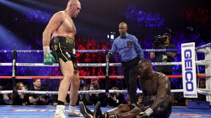 Fury le pone ultimátum a Wilder para la tercera pelea