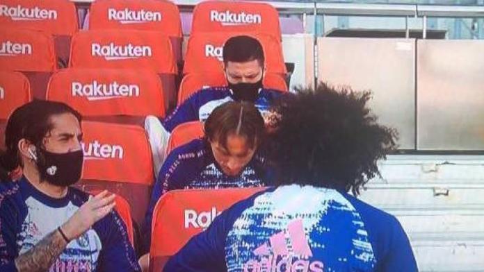 Cazan a Isco rajando de Zidane: