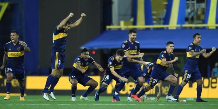 Boca Juniors avanzó en la Copa Libertadores