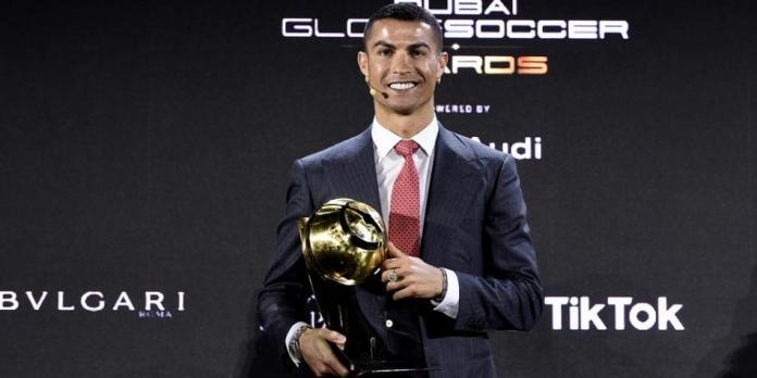 El reloj de Cristiano Ronaldo que puso a hablar al mundo del fútbol