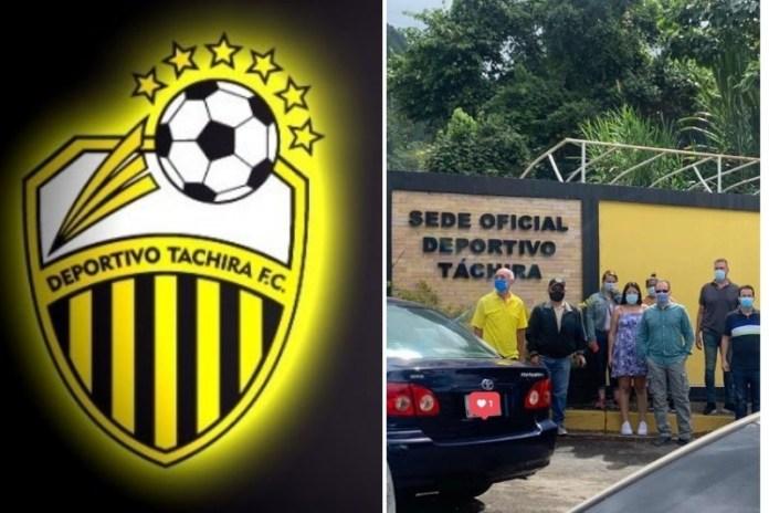 Propietarios de viviendas alquiladas al Deportivo Táchira denunciaron que no les pagan desde hace un año