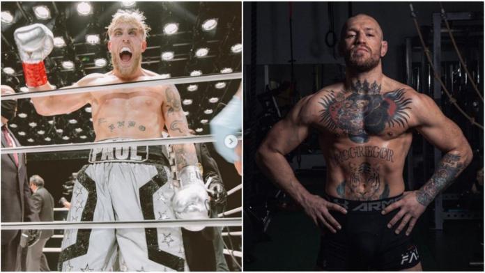 Youtuber Jake Paul reta a Conor McGregor y pone sobre la mesa 50 millones de dólares