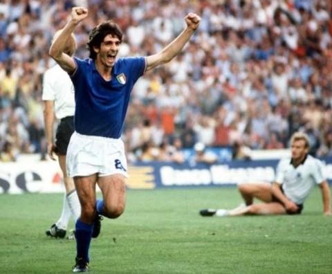 Murió Paolo Rossi, el héroe del Mundial de 1982