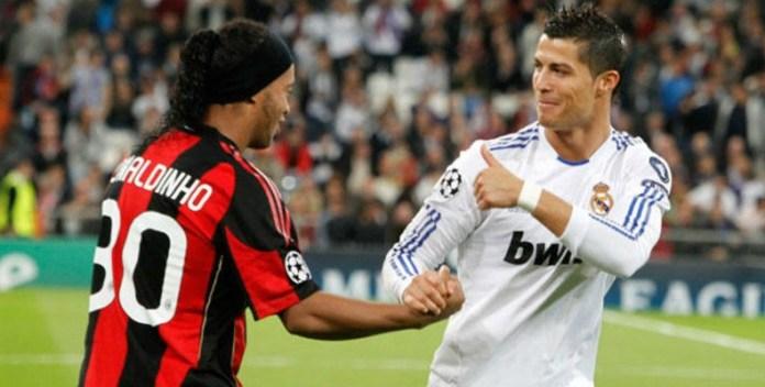 La historia de cuando Ronaldinho frustró el fichaje de Cristiano con el Barcelona