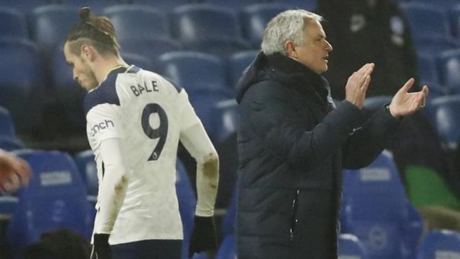 Mourinho se olvida de Bale y aumentan las críticas contra el galés