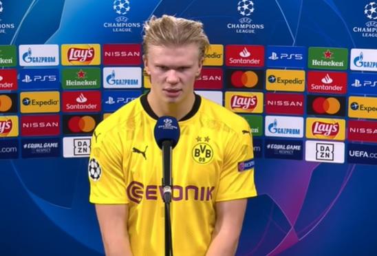 Cuánto dinero costaría sacar a Haaland del Borussia Dortmund
