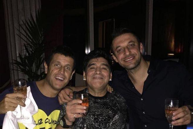 """Nuevos audios sobre la muerte de Maradona: """"si las hijas no se lo llevan, hay plata para todos"""""""