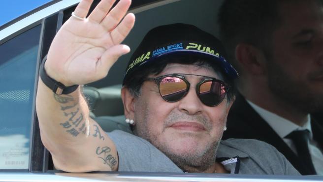 A la luz más audios de los últimos días de Maradona: