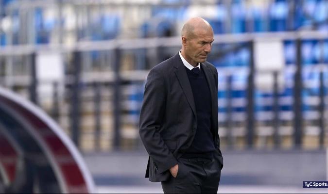 Zidane se despidió del Madrid atacando: «El club no me da la confianza que necesito»