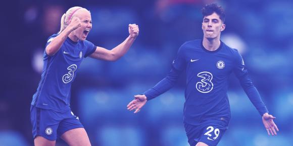 Chelsea, un club ejemplar: final de Champions en fútbol femenino y masculino