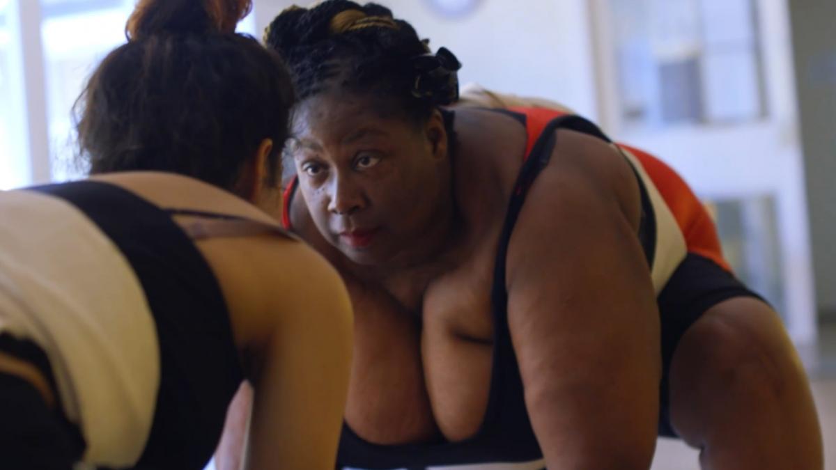 Así es Sharran Alexander, la deportista que más pesa en el mundo con 203 kilos
