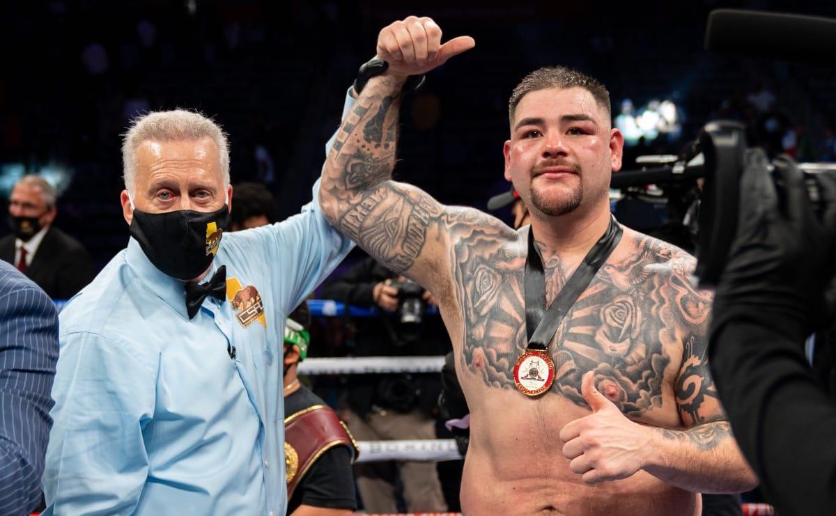 ¿Cuánto ganó Andy Ruiz? La cifra de dinero que se llevó en su pelea con Arreola