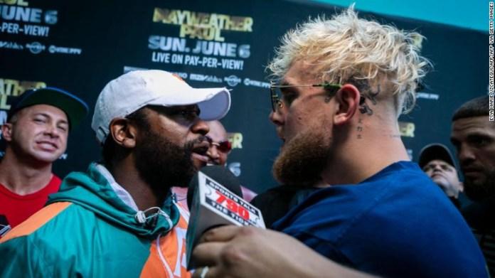 Floyd Mayweather Jr. vs. Logan Paul: la decadencia del boxeo continúa