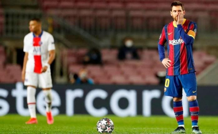 El PSG se interesa por Messi y le hace una mega oferta