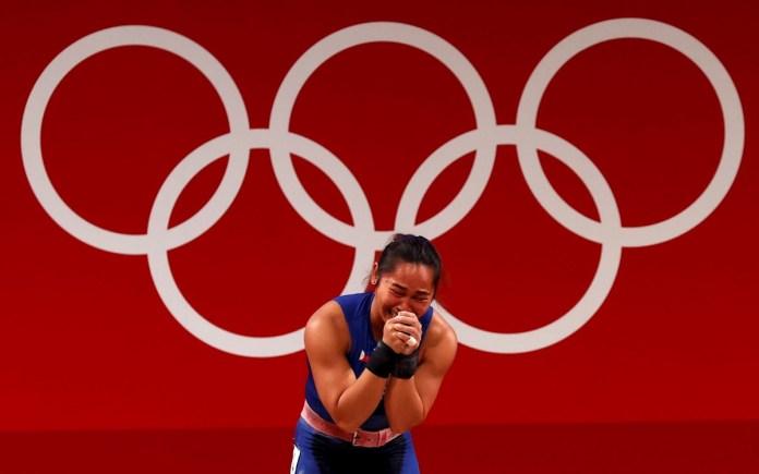 Una casa y 655.000 dólares para la campeona olímpica de Filipinas
