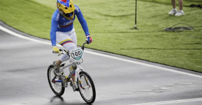Mariana Pajón conquistó su tercera medalla olímpica: se colgó la plata en Tokio