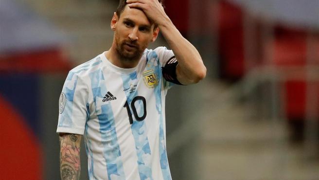 Cómo afecta esto al Barcelonade un Messi libre