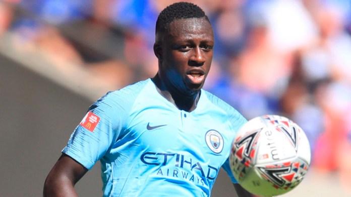 El Manchester City suspendió a Benjamin Mendy por acusaciones de violación