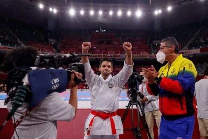 Con 41 años cumplí mi sueño olímpico, dijo Antonio Díaz en su retiro