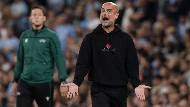 """Divorcio total entre Guardiola y la afición del Manchester City: """"No voy a disculparme por lo que dije"""""""