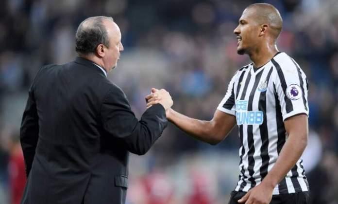Salomón Rondón vuelve a la Premier League