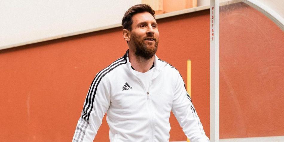 Messi, al ritmo de Bad Bunny en campaña publicitaria