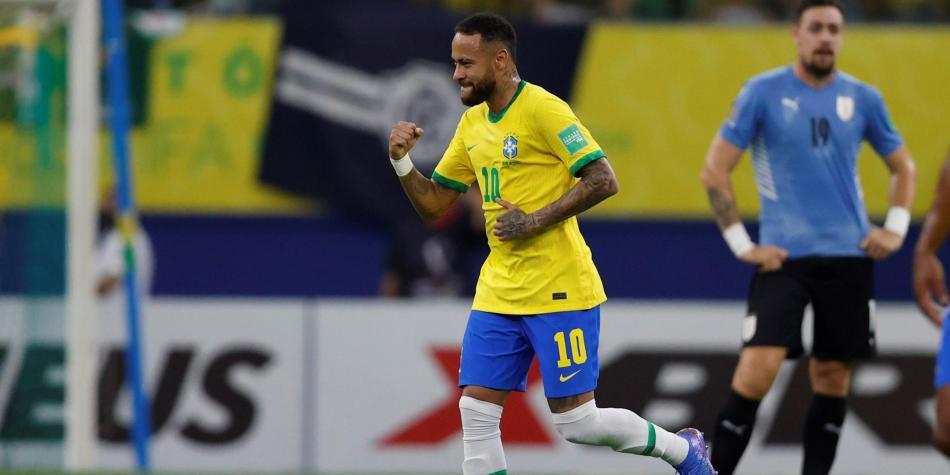 Resumen de la jornada de las eliminatorias Sudamericanas para el Mundial de Qatar 2022