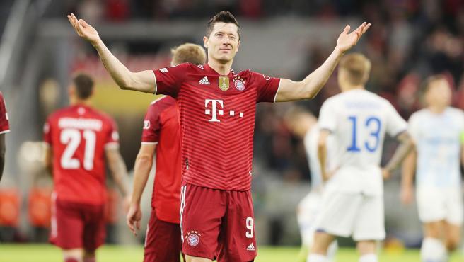 Aplanadora Bayern: 5 goles de promedio en sus últimos diez partidos