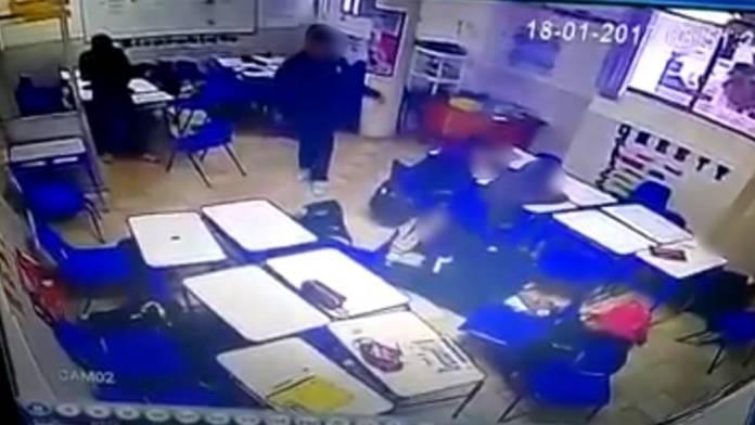 Tiroteo en escuela en México: niño de 11 años mató a su maestra y luego se disparó a sí mismo