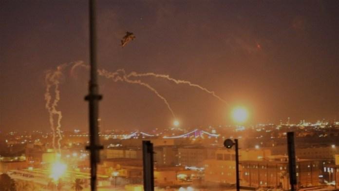 EEUU lanza segundo ataque a convoy de Hashd al Shaabi en Bagdad