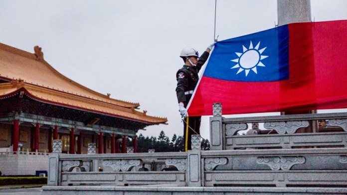 Taiwán aprobó ley para combatir infiltración china en comicios de 2020