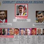 Justicia de EEUU acusa a Nicolás Maduro y ofrece recompensa por él y sus colaboradores