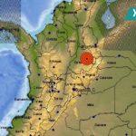 Sismo de 5.1 con epicentro en Bucaramangase sintió en el occidente venezolano