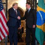 Trump y Bolsonaro reafirmaron su apoyo a Juan Guaidó