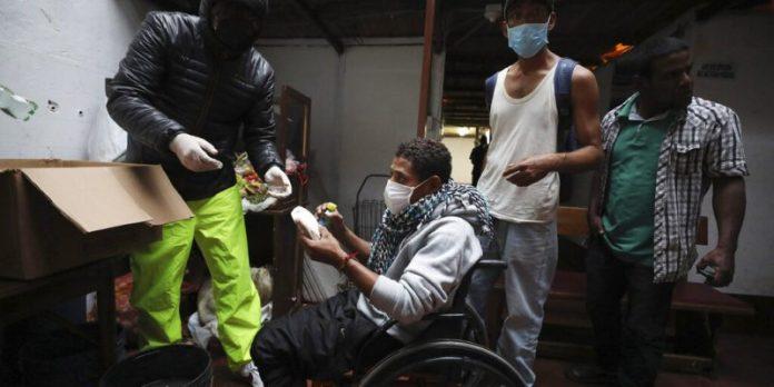 3.000 venezolanos entran a Colombia desde Ecuador de forma ilegal