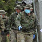 Colombia refuerza presencia militar en frontera con Ecuador por la COVID-19