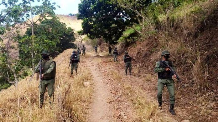GNB detiene en Falcón a supuesto implicado en la Operación Gedeón