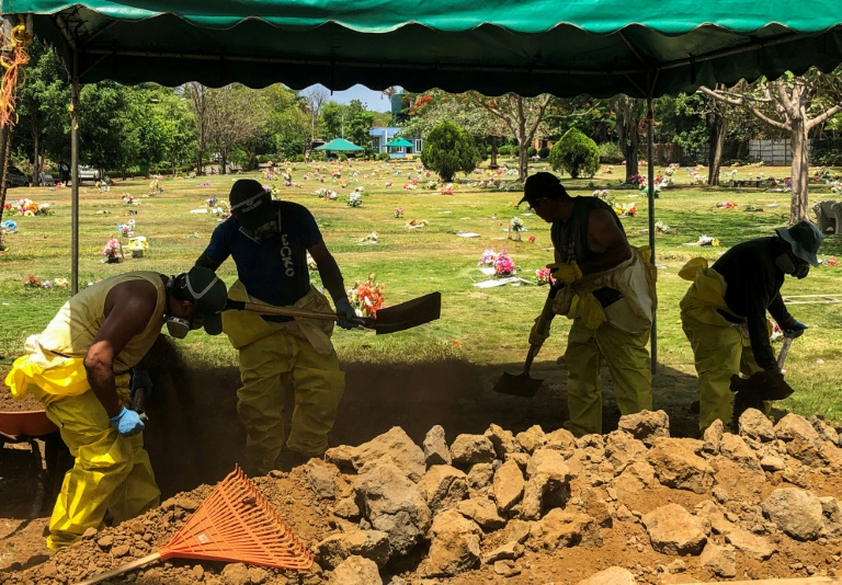 Hermetismo y control en Nicaragua, donde crece el temor al caos por la pandemia