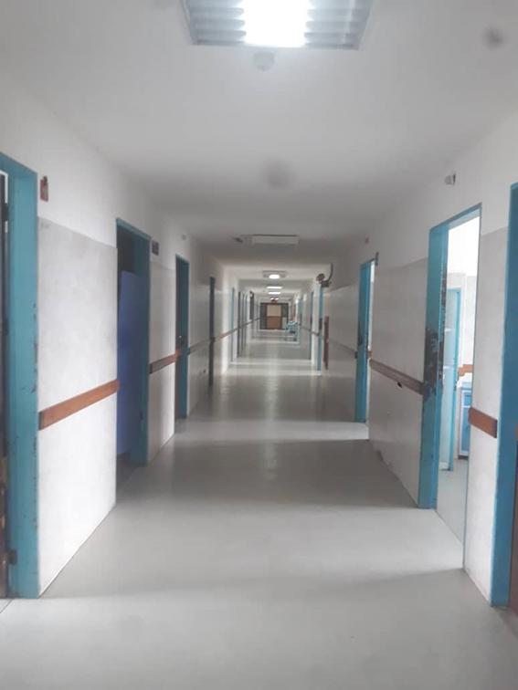 Traumatología  del Hospital resuelve  cirugías