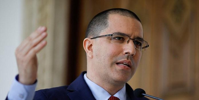 Arreaza denuncia detención arbitraria e ilegal de Alex Saab