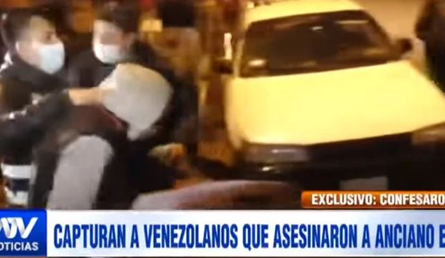 Venezolanos se ganaron la confianza de un comerciante en Perú para robarlo y torturarlo hasta la muerte