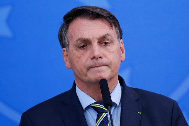 Jair Bolsonaro tiene síntomas de coronavirus y anunció que se hará un nuevo test