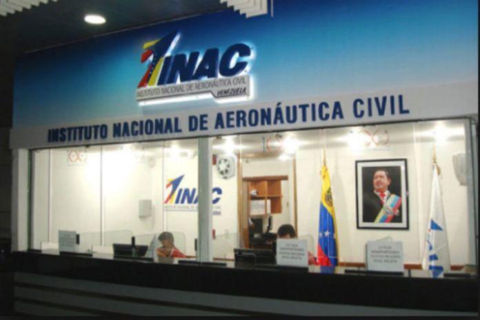 INAC extiende restricción de vuelos hasta el 12 de agosto