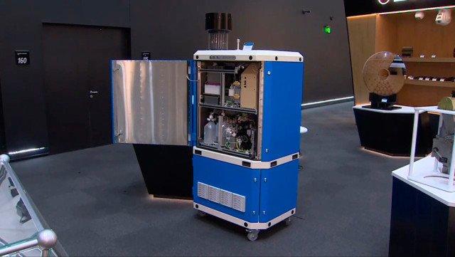 Rusia: este aparato sería capaz de detectar el Covid-19 y otros patógenos en el aire