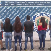 Otros seis detenidos por desacato  al decreto sanitario en La Machirí