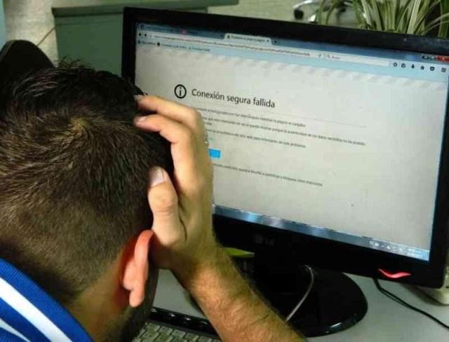 OVSP: El 33% de hogares venezolanos perdió el servicio de internet