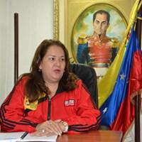 Falleció Vilma Vivas, dirigente del PSUV